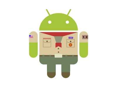 Scout Android by Maeser Anderson